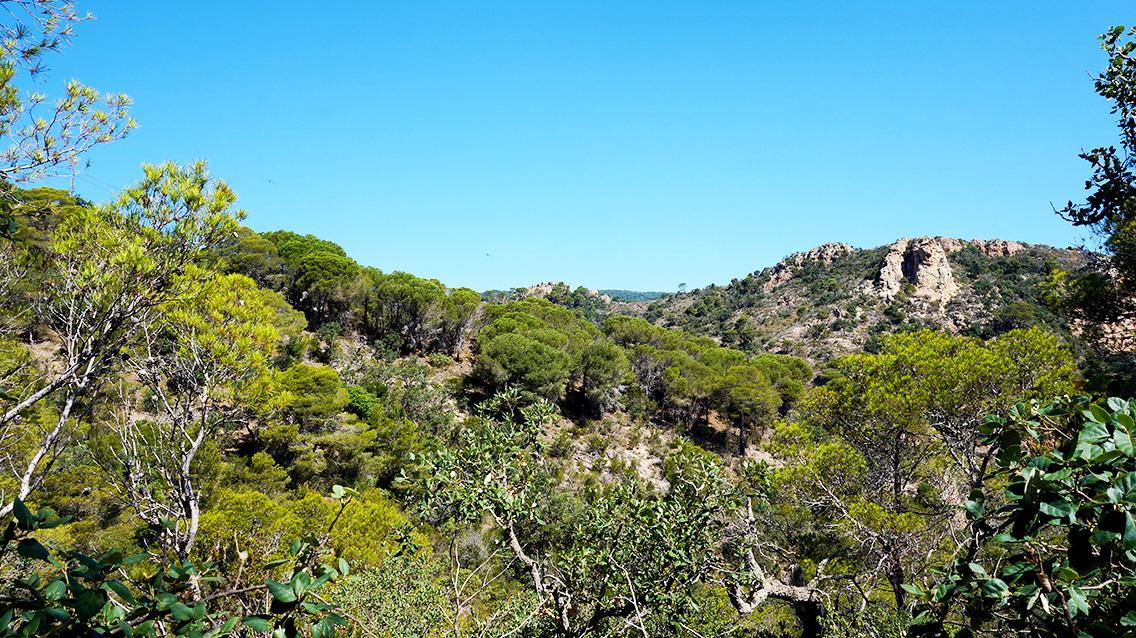 Испания - Тосса-де-Мар: туристические маршруты