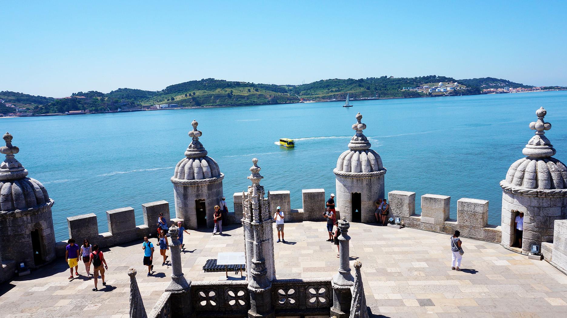 Лиссабон: Крепость Белем