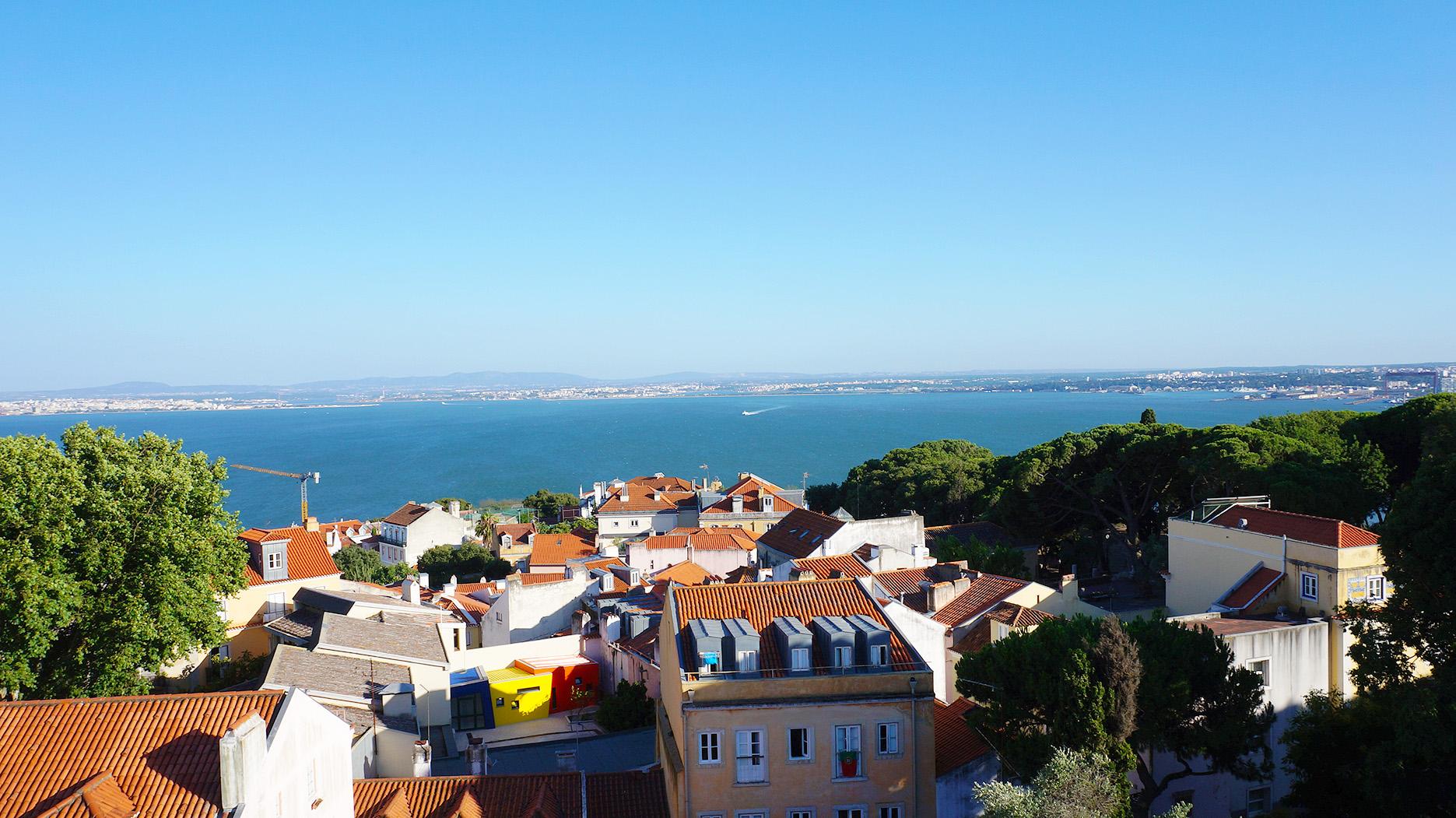 Районы Лиссабона: Алфама (Alfama)