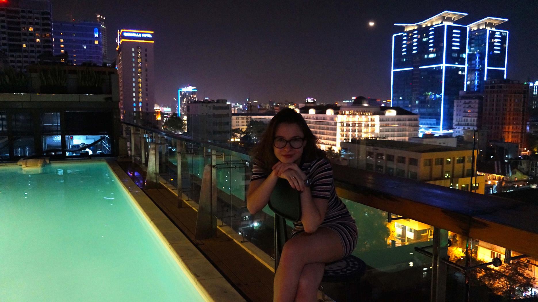 Вьетнам | Хошимин: Отель Millenium