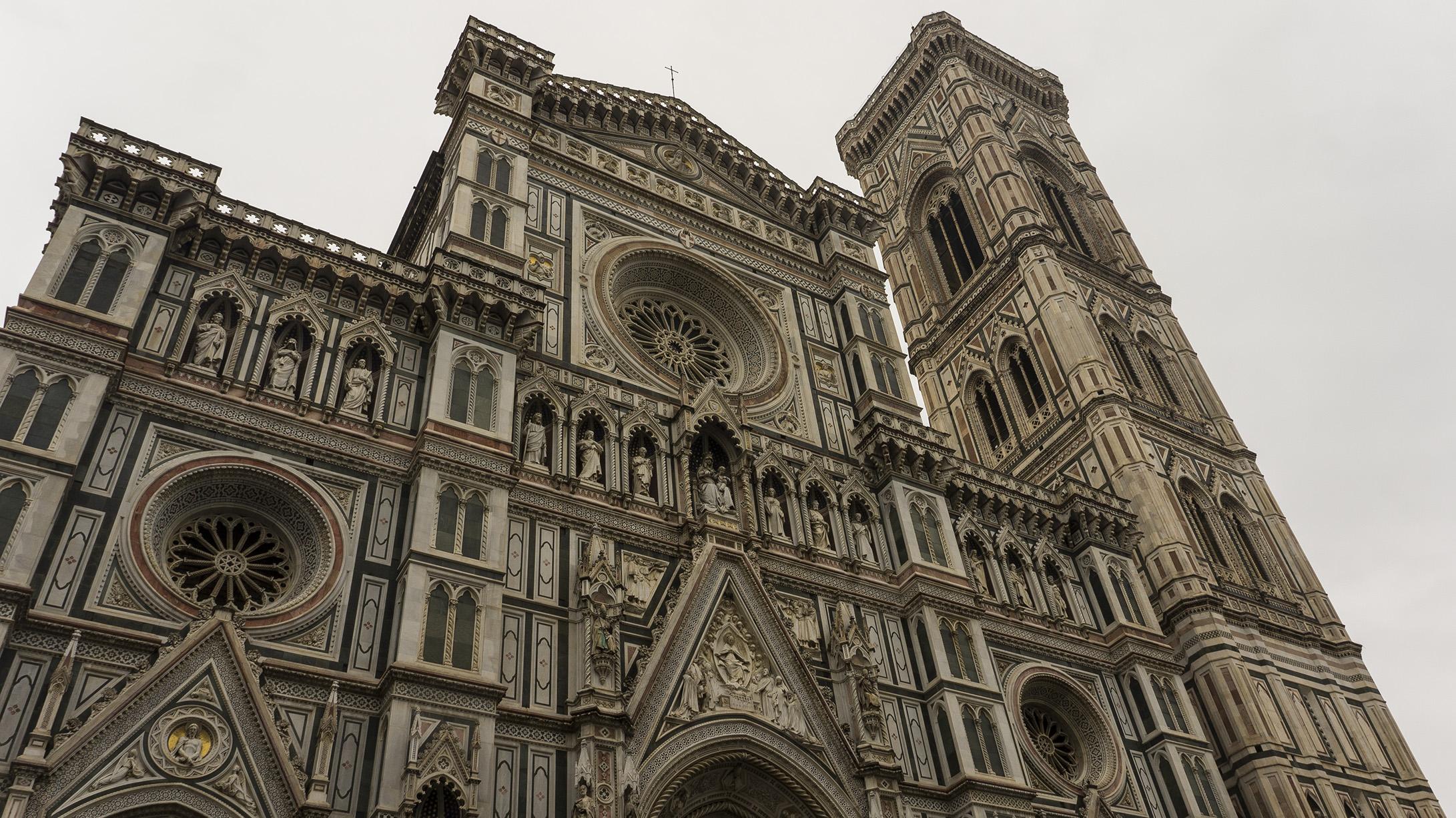 Достопримечательности Флоренции: Собор Санта-Мария-дель-Фьоре