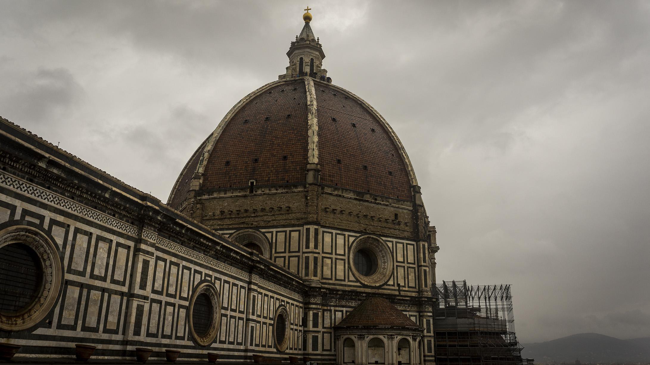 Достопримечательности Флоренции: Санта-Мария-Дель-Фьоре
