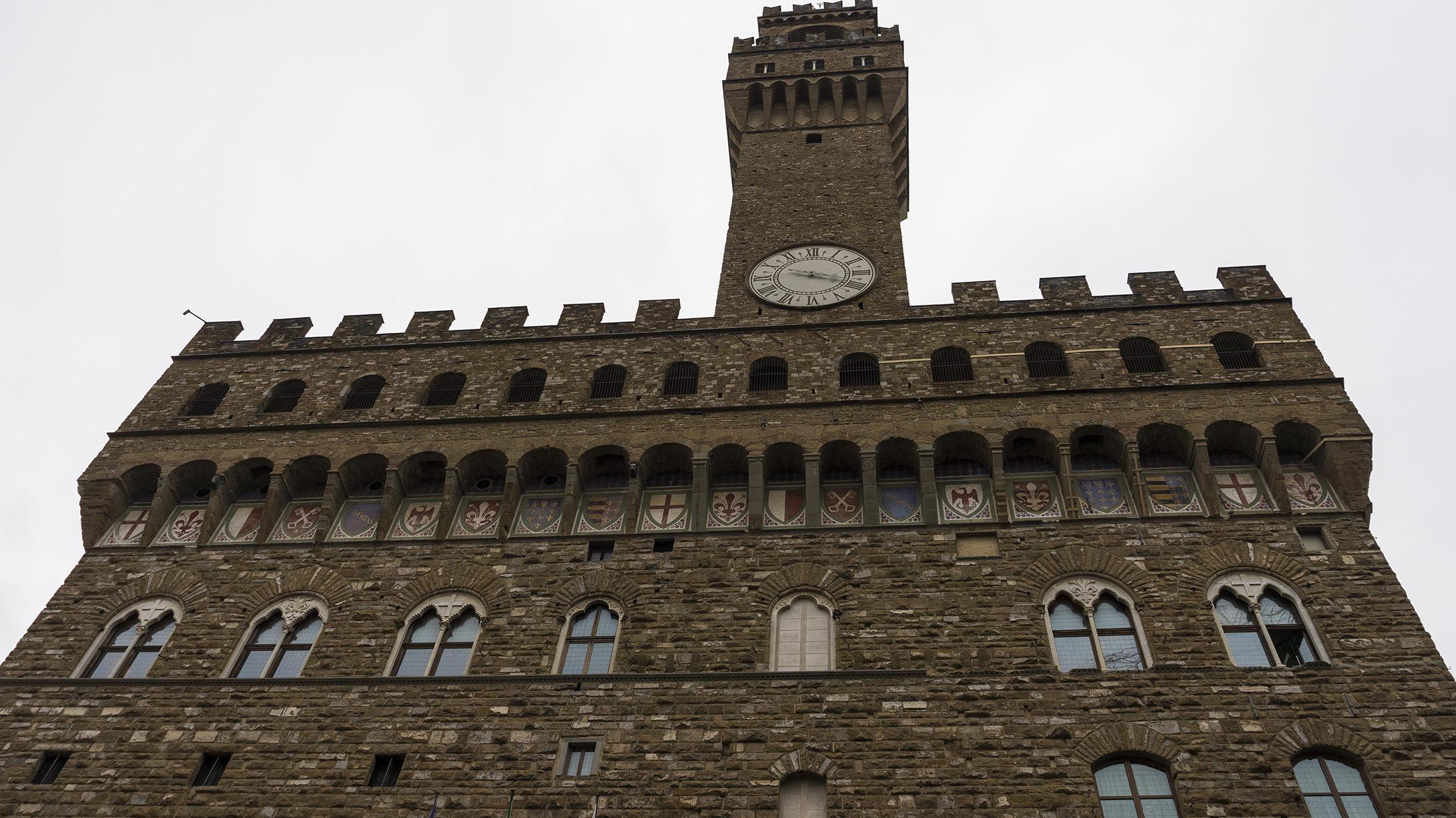Достопримечательности Флоренции: Палаццо Веккьо