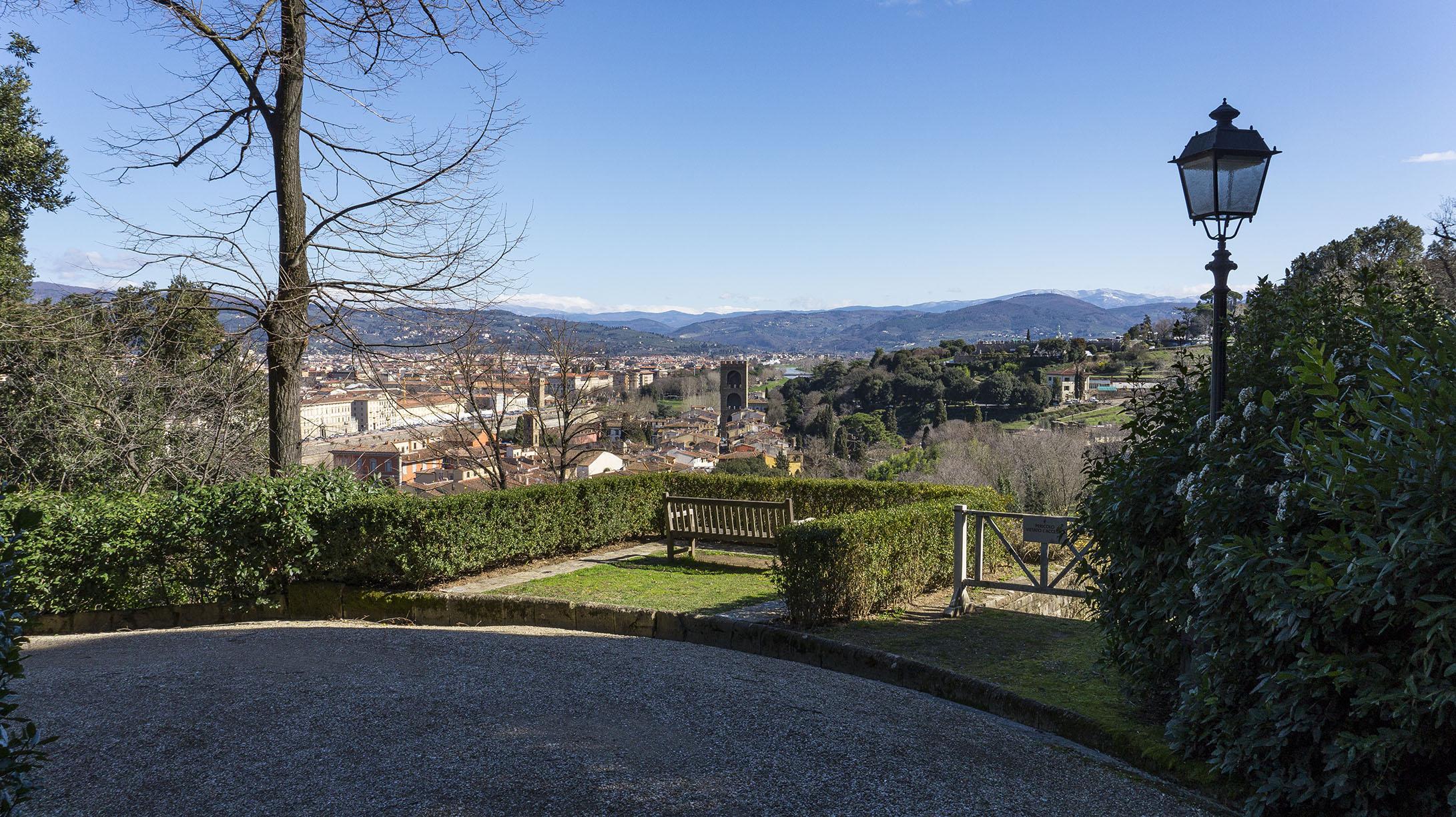 Достопримечательности Флоренции: вилла Бардини