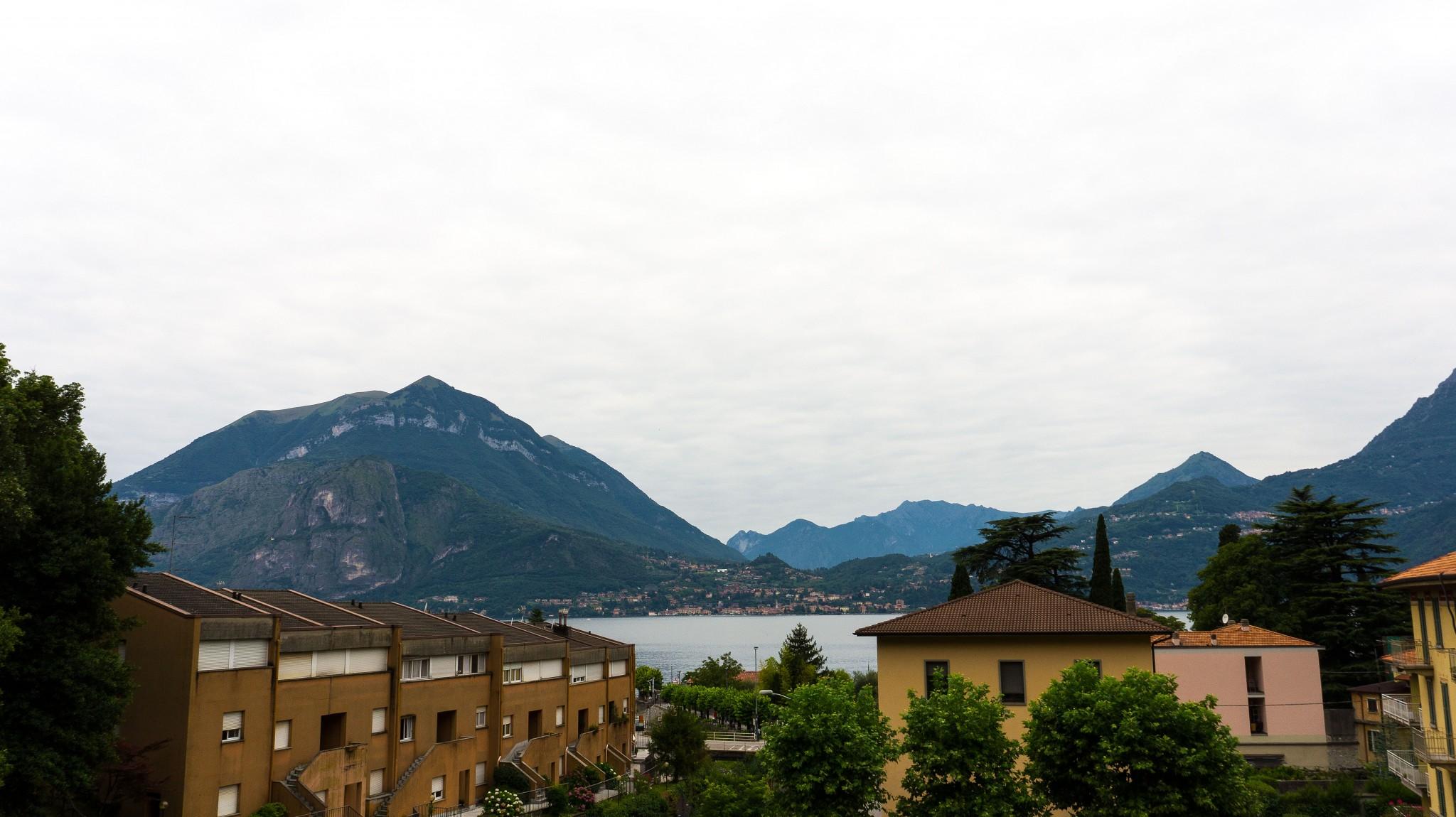 Италия: Озеро Комо - Варенна