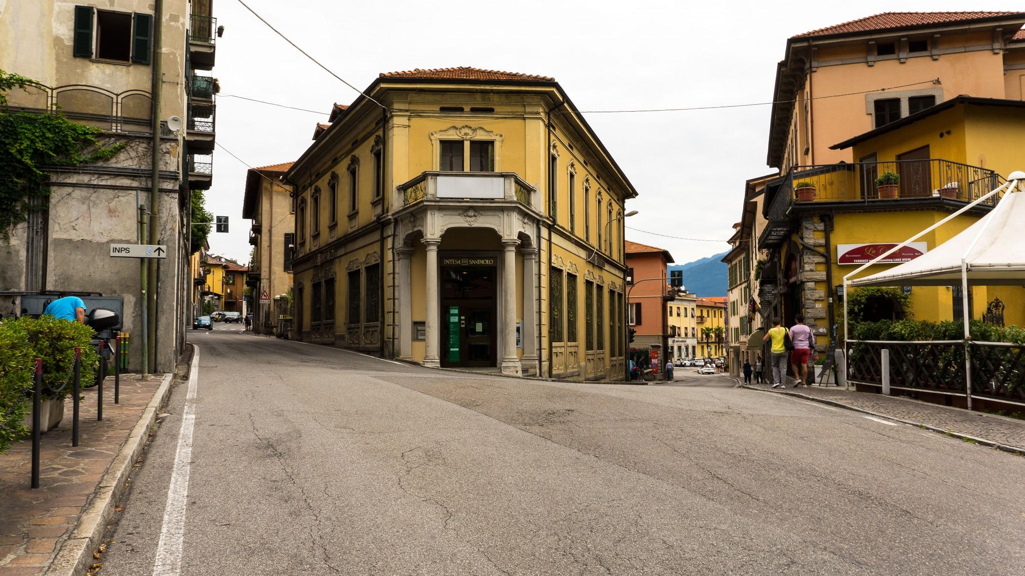 Италия: Озеро Комо - Menaggio