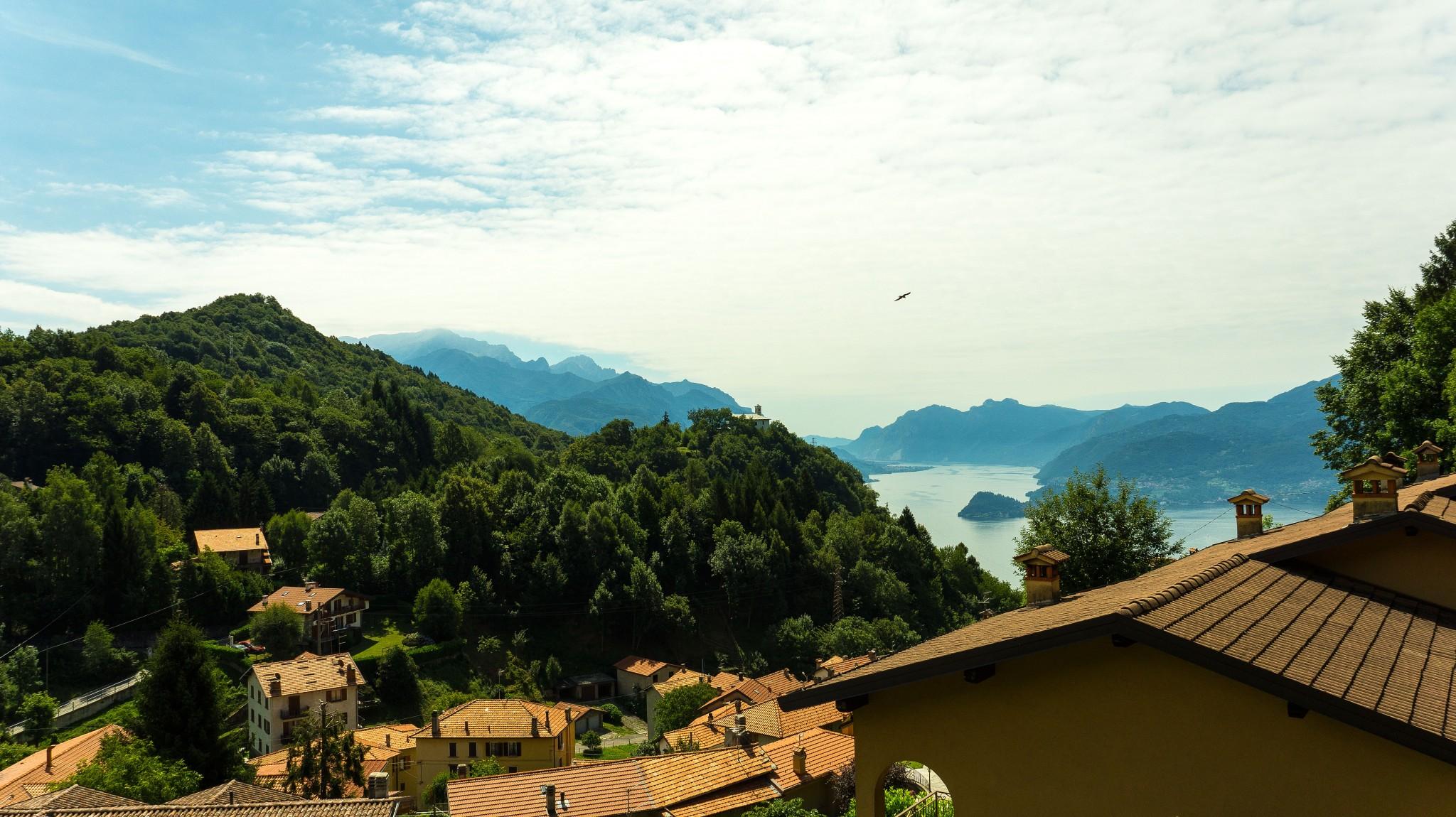 Италия: Озеро Комо - Бреглиа