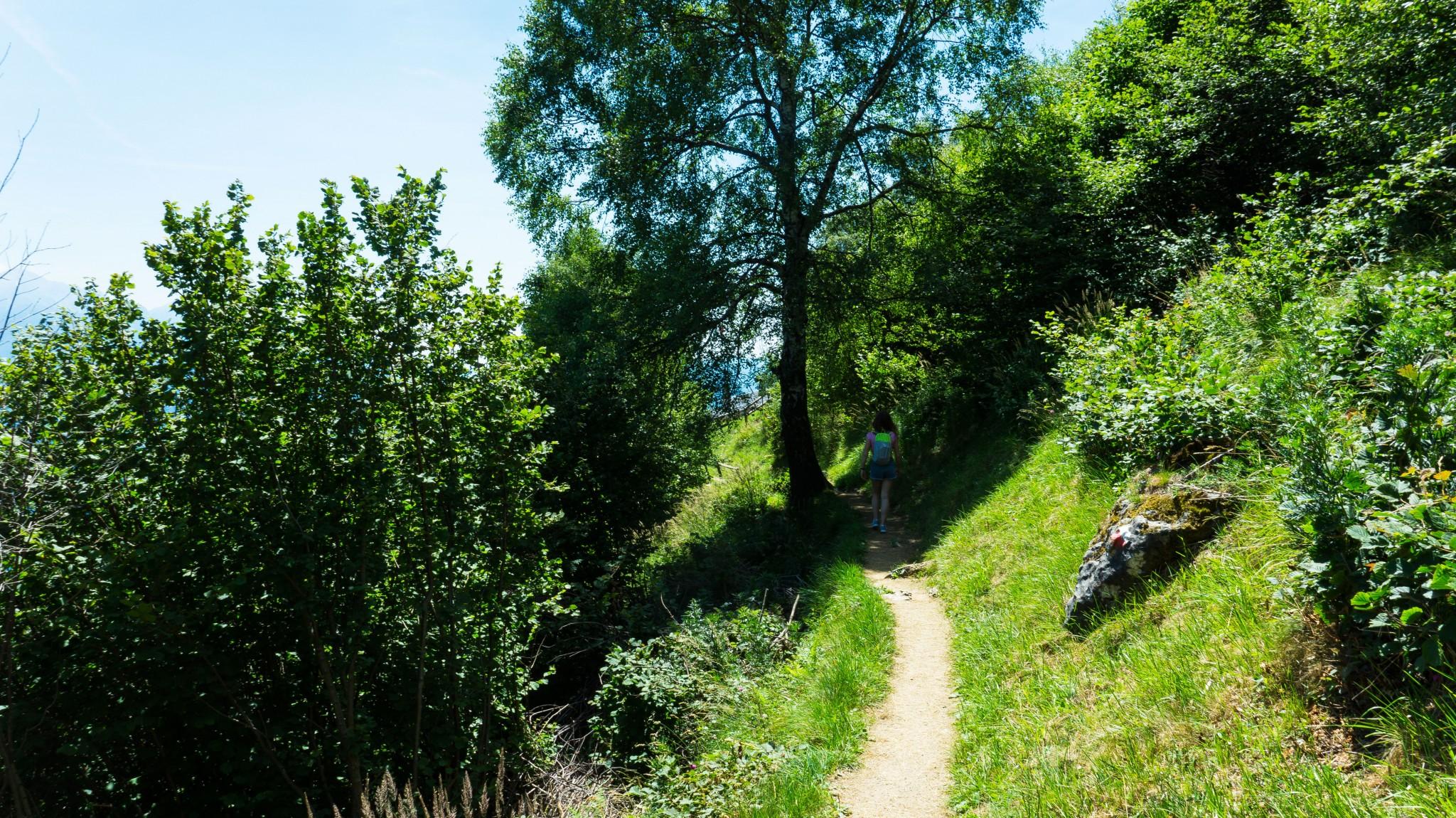 Италия: Озеро Комо - Rifugio Menaggio