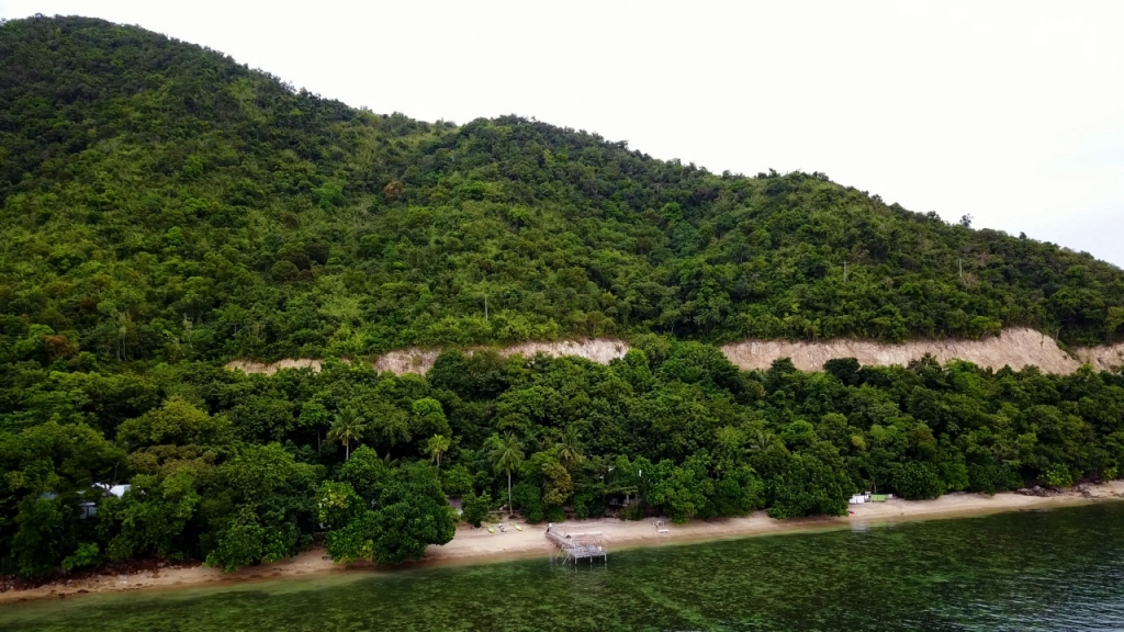 Alam Indah Beach - Бусуанга