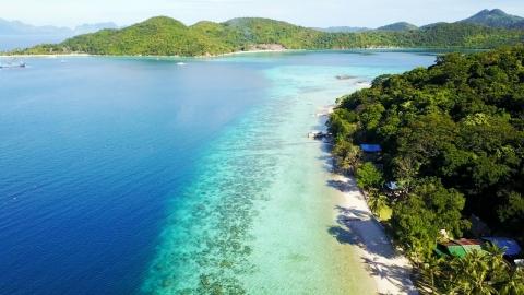 Остров Бусуанга — Филиппины
