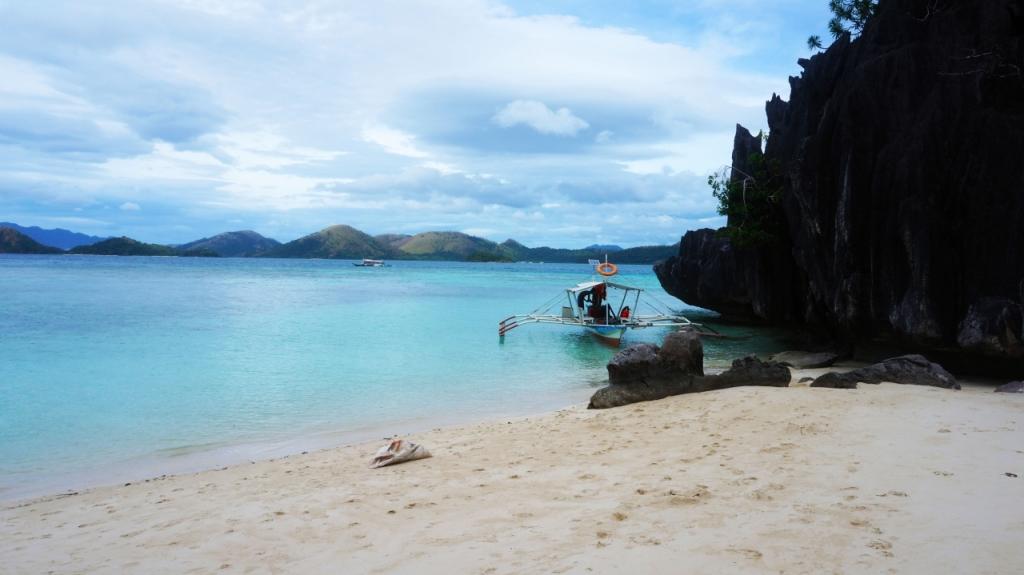 Пляж Banul Beach - остров Корон