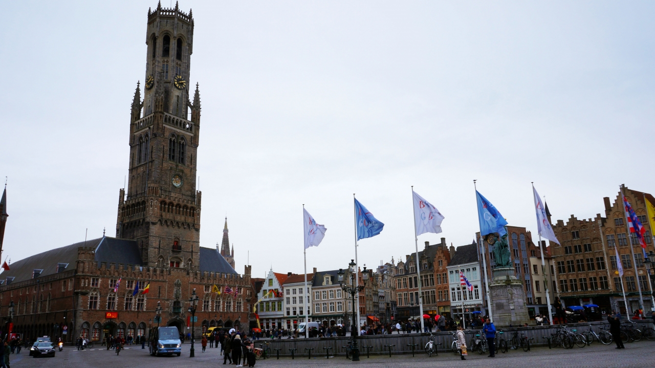 Брюгге, Бельгия: Belfort