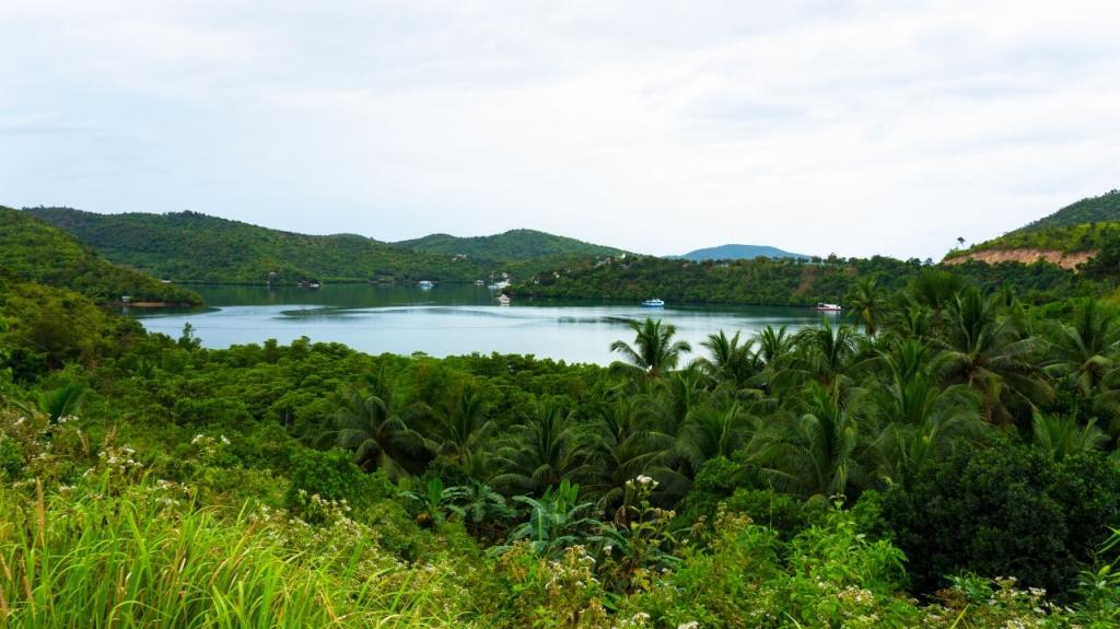 Остров Бусуанга