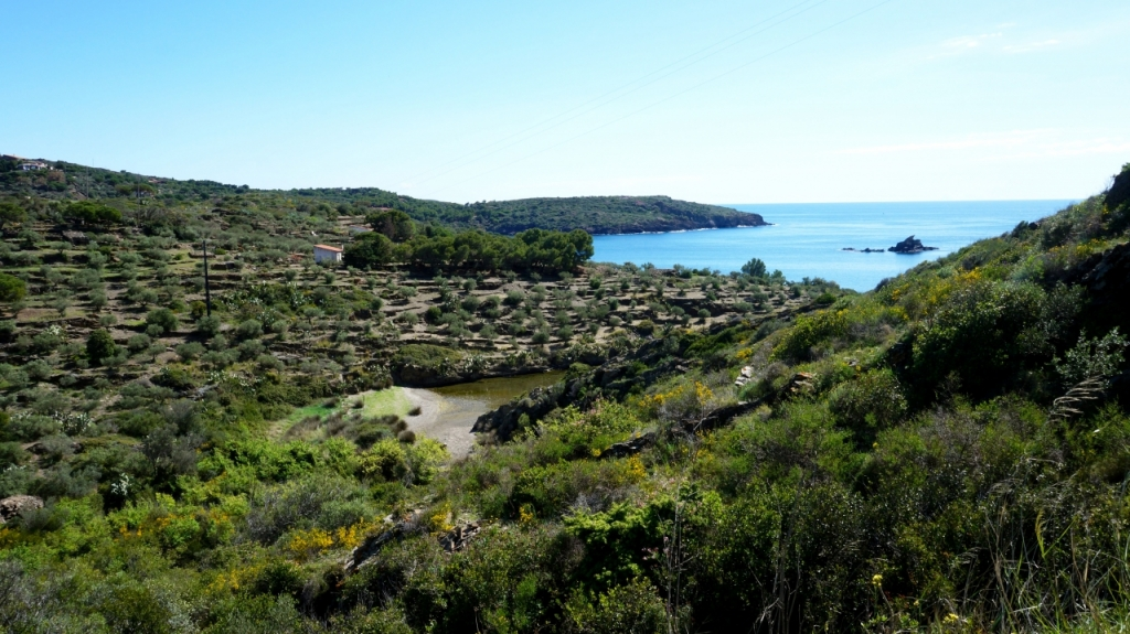 Хайкинг маршрут до мыса Кап де Креус