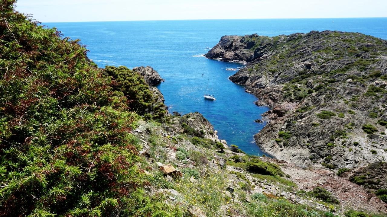 Мыс Кап де Креус, Испания