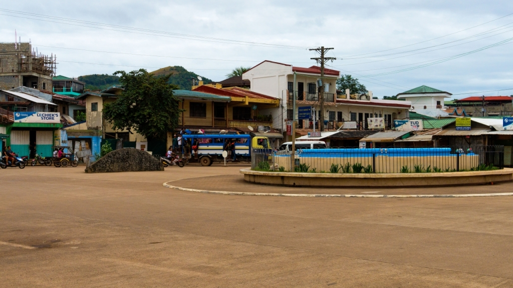 Город Корон - Бусуанга