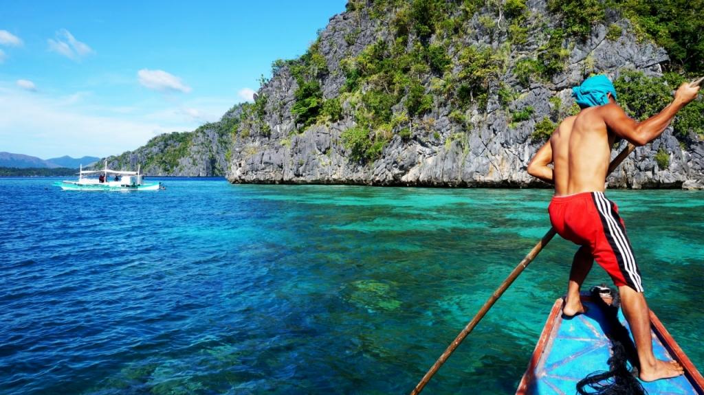 Malwawey Coral Garden - остров Корон