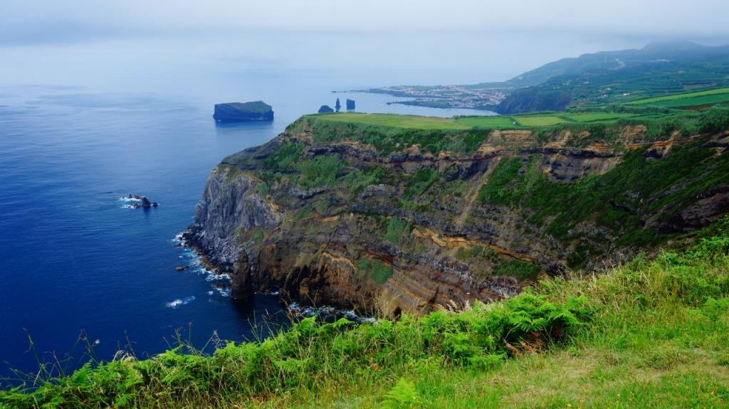 Азорские острова, Сан Мигель: Ponta do Escalvado