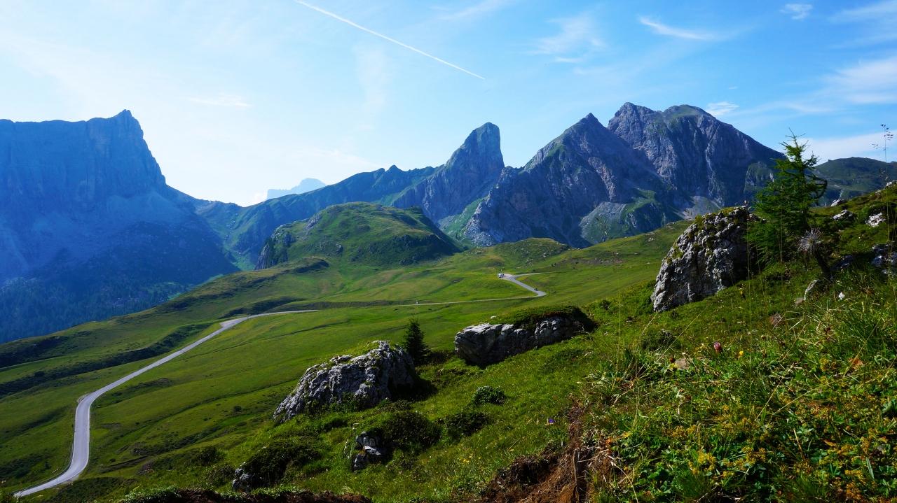 Кортина д'Ампеццо: Passo Giau