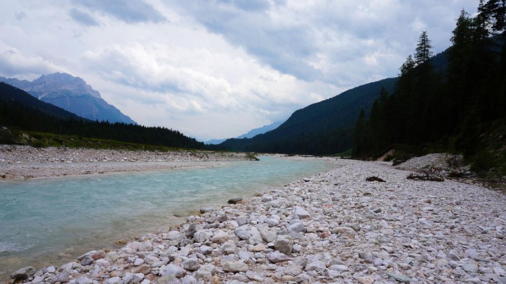 Кортина д'Ампеццо: маршрут до Cascate di Fanes