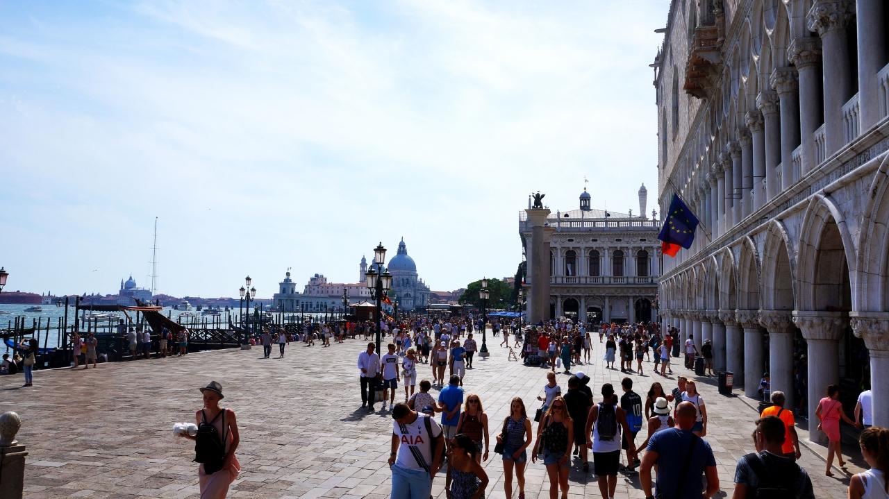 Венеция в июле