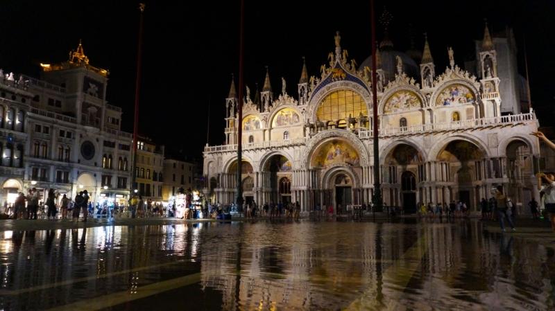 Венеция: собор Сан Марко