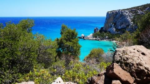 Залив Орозеи — Сардиния
