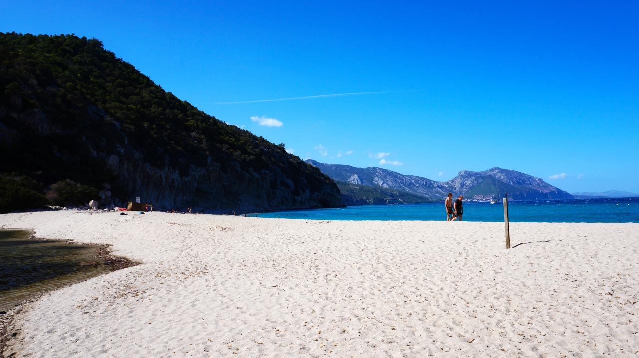 Пляж Cala Luna