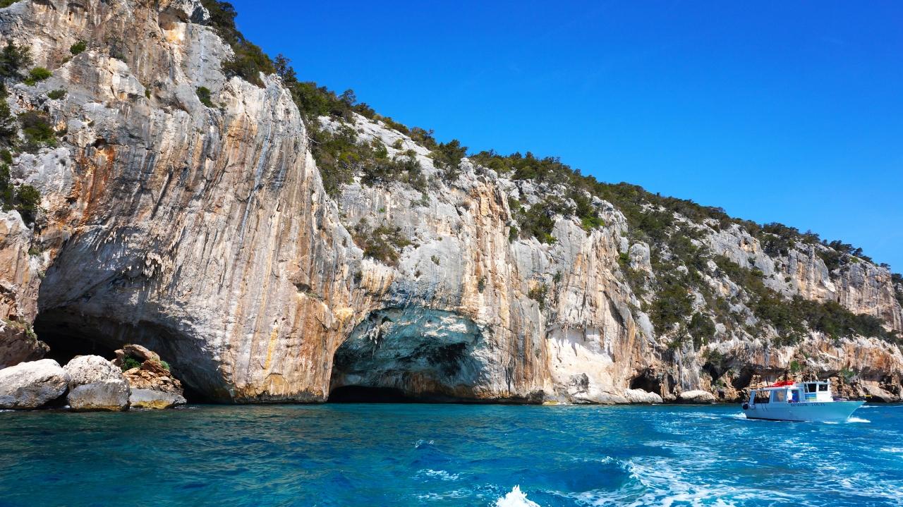 Сардиния: залив Орозеи
