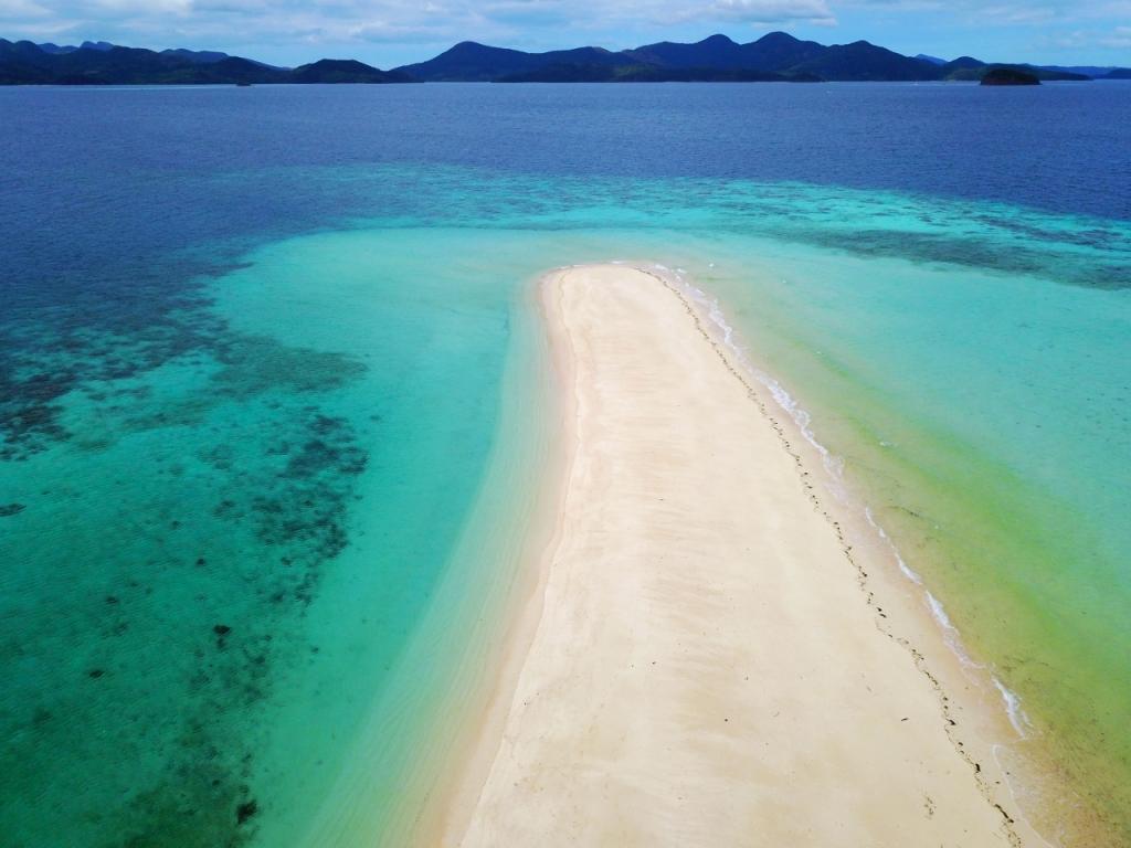 Остров Ditaytayan - Бусуанга