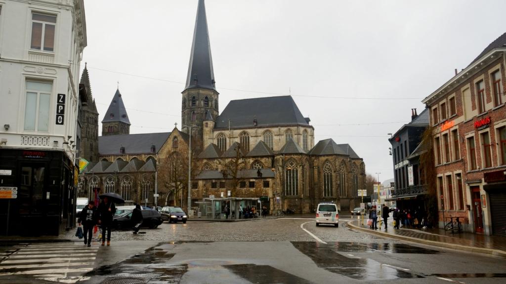 Гент, Бельгия: Церковь Святого Иаакова