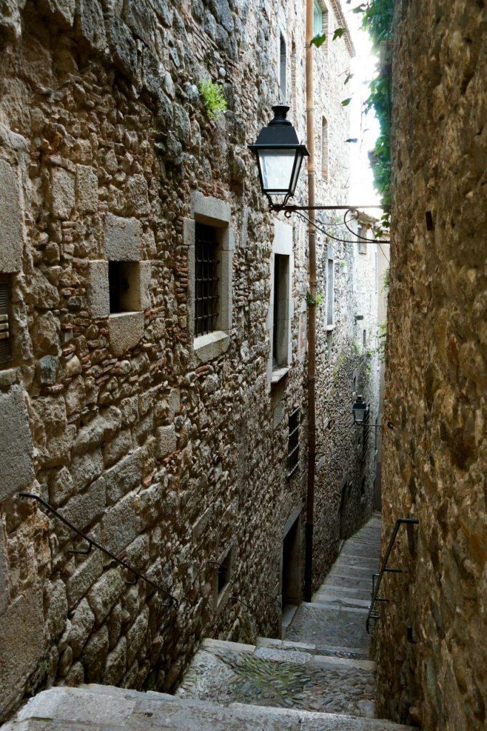 Жирона, Испания: Еврейский квартал