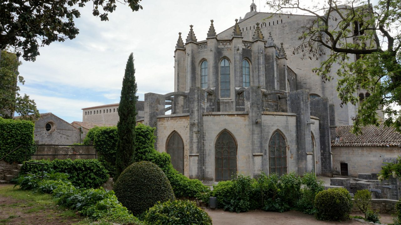 Жирона, Испания: Монастырь Sant Pere de Galligants