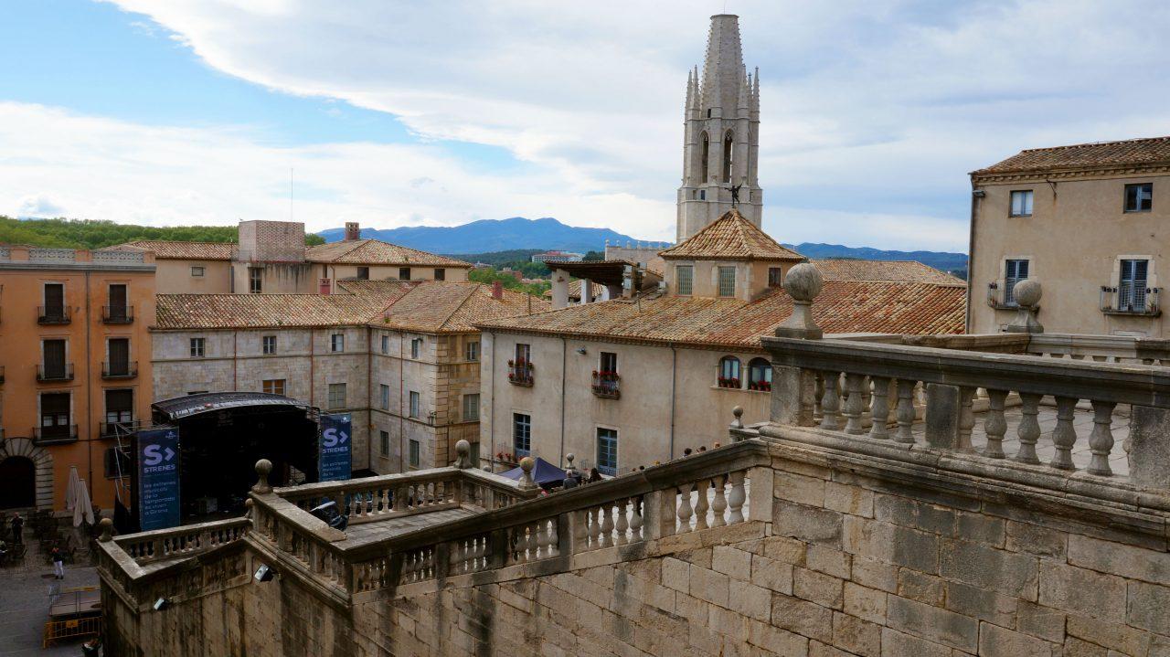 Жирона, Испания: Кафедральный собор