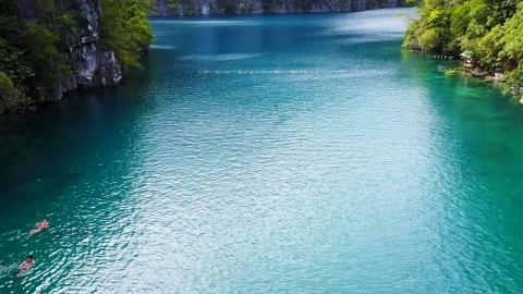Озеро Kayangan - остров Корон