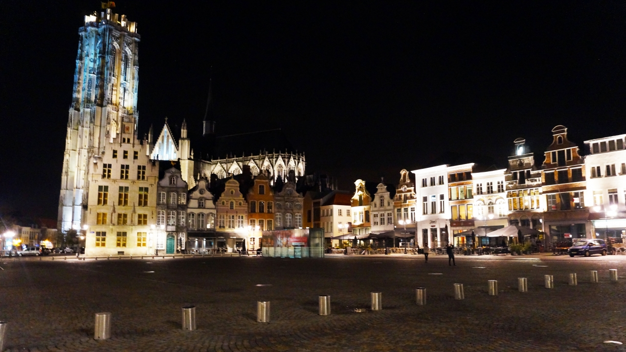 Мехелен: Grote Markt