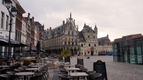 Мехелен: Площадь Grote Markt