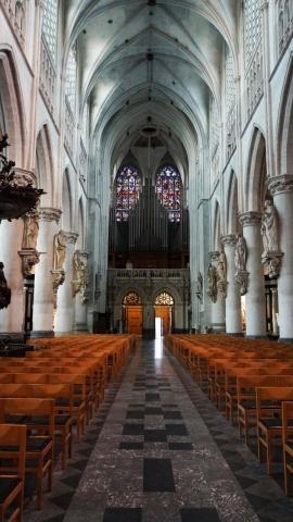 Мехелен: Собор Святого Рамбольда