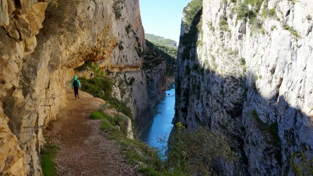 Ущелье Монт Ребей (Congost de Mont-rebei)