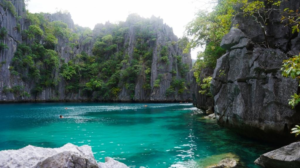 Twin Lagoon - Остров Корон