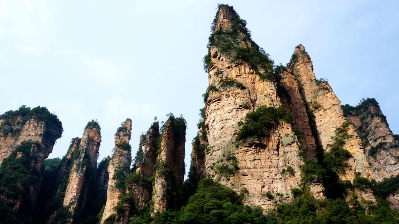 Чжанцзяцзе, Китай