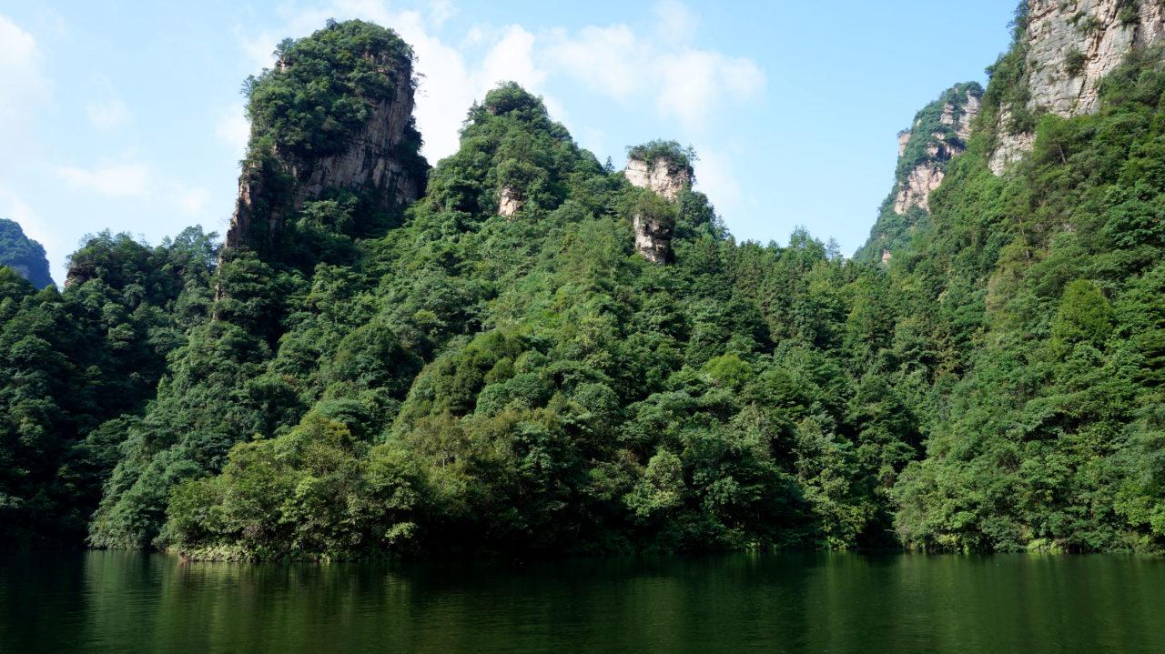 Чжанцзяцзе: озеро Baofeng