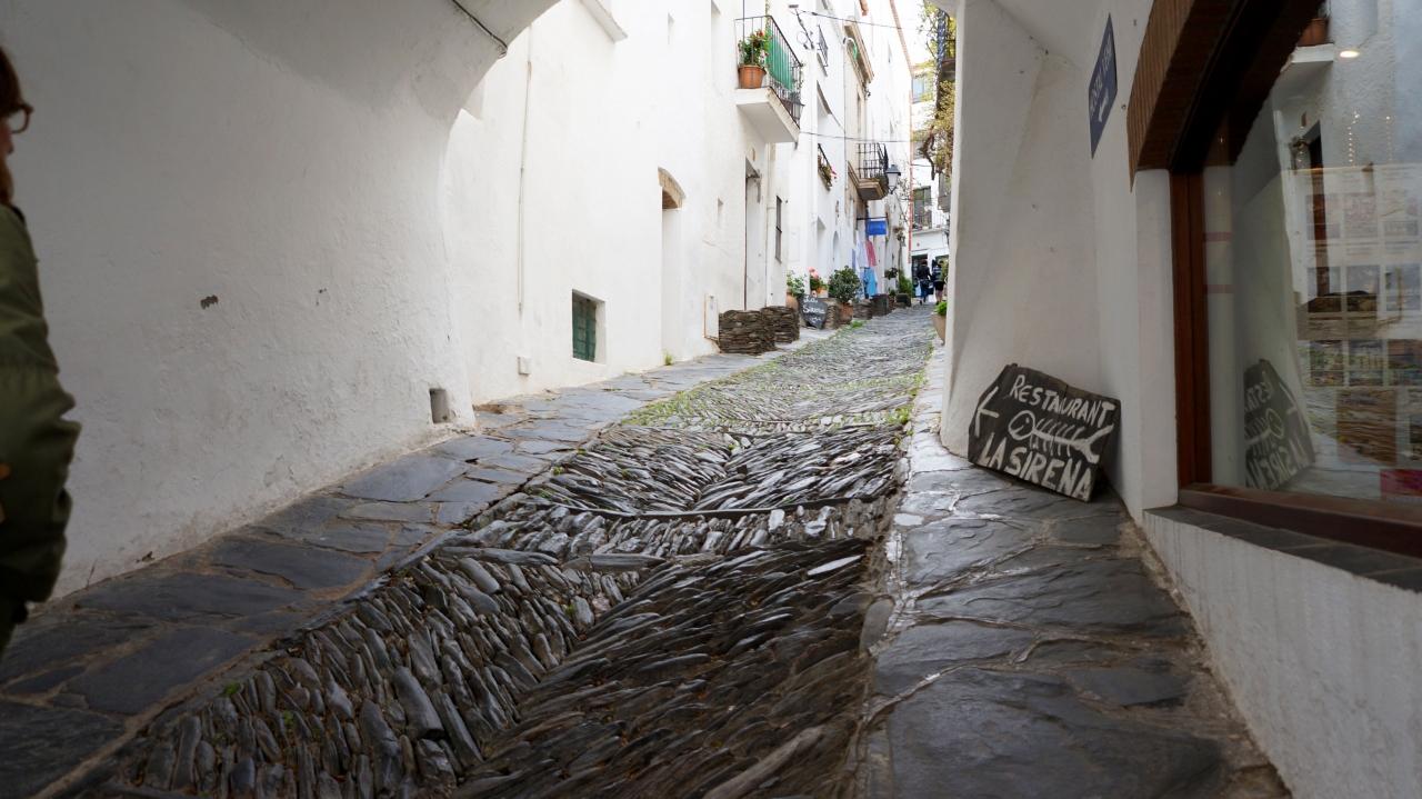 Кадакес, Каталония