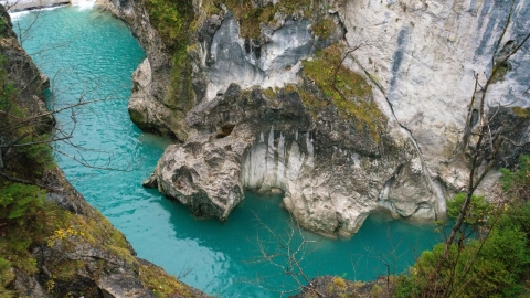 Фюссен: река Лех