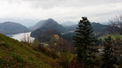 Озеро Альп (Alpsee)