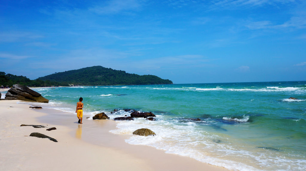 Фукуок: пляж Бай Сао