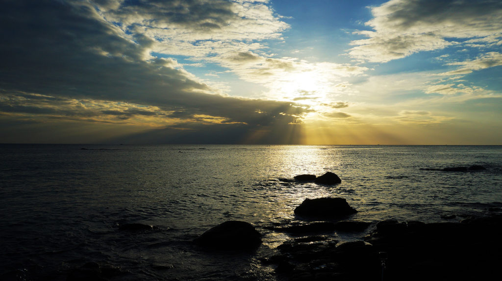 Закаты на Фукуоке