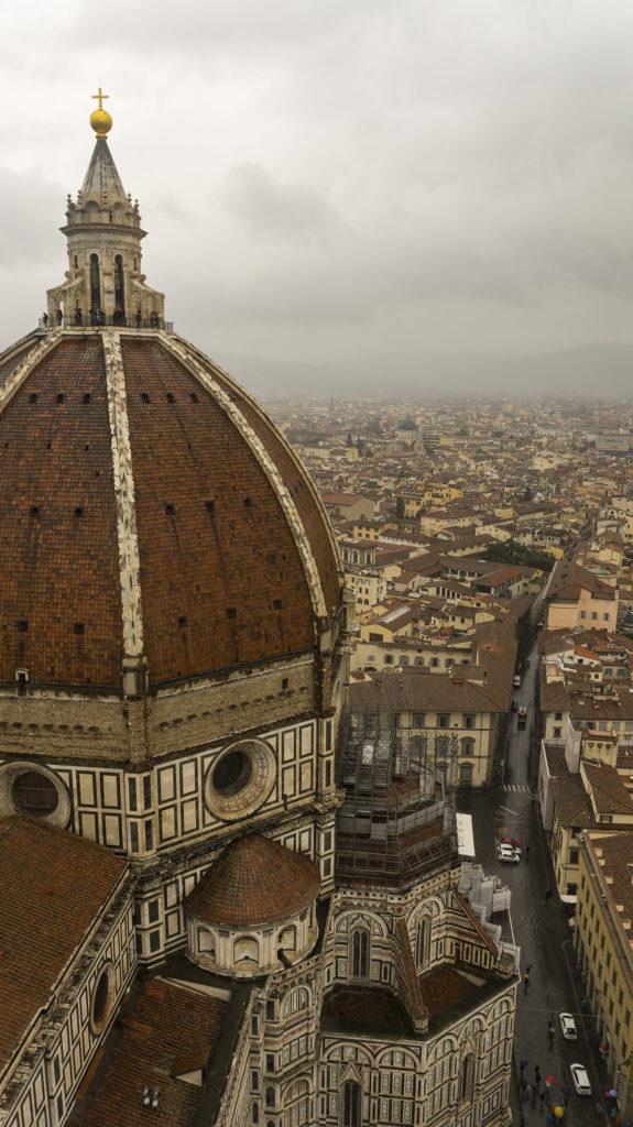 Достопримечательности Флоренции: Купол собора Санта-Мария-дель-Фьоре