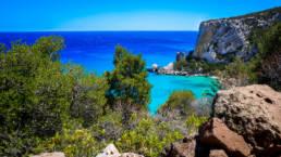 Сардиния: залив Орозеи - Cala Luna