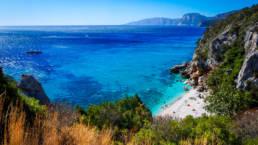 Пляж Cala Fuili